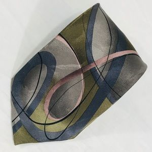 J. Garcia Butterfly Study II Collection 35 Tie